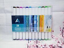 Art Alternatives Illustration Markers, Set of 24