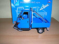 NEWRAY PIAGGIO VESPA APE CROSS 50 Blu Blue, 1:18 NUOVO + OVP ART 68035