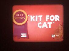16mm Film Cartoon: Kit for Cat (1948)