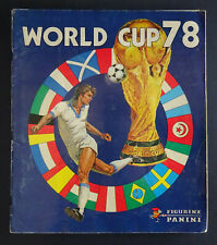 Panini World Cup 1978, Original and Complete