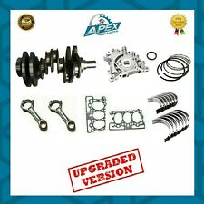 LAND ROVER RANGE ROVER 3.0 CRANKSHAFT + 306DT ENGINE REBUILD PARTS - UPGRADED!