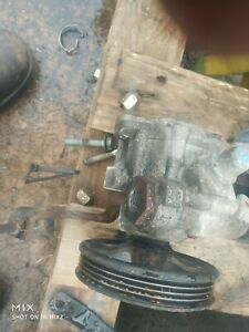 Fiat ducato 1.9td 1999 power steering pump  used