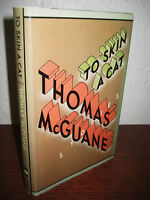 1st Edition To Skin a Cat Thomas Mcguane Stories First Printing Fiction