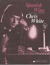 Vino Español-Chris White - 1975 Partituras