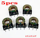 5PCS MOS field effect tube IGBT magnetic ring pulse drive isolation transformer