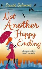 Not Another Happy Ending, New, Solomons, David Book