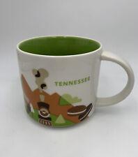 Starbucks Tennessee Usa You are Here Collector Series Coffee Mug 14oz No Box