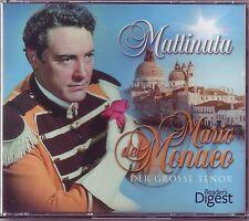 Mario DEL MONACO-il grande tenore-Mattinata-READER 'S DIGEST 3 CD BOX
