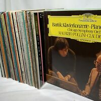 Lot 3 NM Classical LP - $17 FREE SHIPPING - Mozart Bach Beethoven Tchaikovsky Z