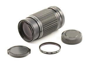SMC Pentax-M 200mm F4 Lens For Pentax K Mount! Good Condition!