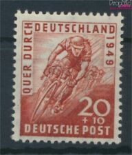 Bizonal (Allied Cast) 107 unmounted mint / never hinged 1949 Cycling (9388784