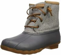 Sperry Top-Sider Women's Saltwater Emboss Wool Boots