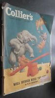 Revista DE COLLIER Enero 25 ,1947 Will Russia Rule The Airs By W. B Courtney ABE