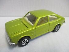 CORGI TOYS WHIZZWHEELS Morris Marina 1.8 Coupé Lime Green