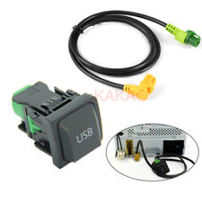 1 PC USB Switch Cable RCD510+310 Practical Cable Adapter for RCD510 MK5 RADIO VW