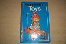 LADYBIRD BOOK FIRST PICTURE BOOK TOYS