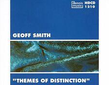 CD GEOFF SMITH themes of distinction DENNIS MUSIC 1992 EX+