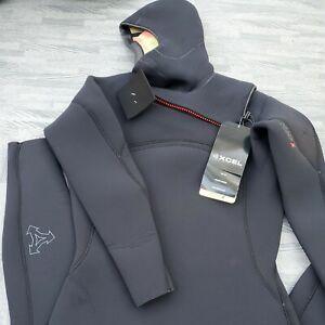 Xcel Comp X Men's 5.5/4.5mm  Wetsuit - Black sz XLS New NWT