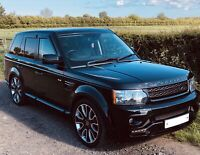 Range Rover Sport HSE Overfinch Gts
