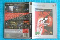 gran turismo 3 PLATINUIM  playstation 2  PS2 en français
