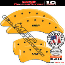 Mgp Caliper Brake Cover Yellow 23220smgpyl Front Rear For Mercedes C300 18 15
