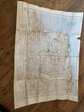 barnstaple sheet 118 map war revision 1940