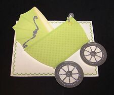 16 Anna Griffin New Baby Birth Announcements Cards Invitations Carriage Buggy