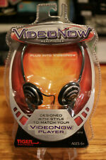 Video Now Videonow Head Phones Headset for VideoNow Player Brand New Sealed