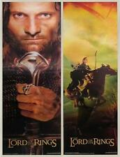 TOLKIEN ~ 2 LENTICULAR ART POSTERS ~ LORD OF THE RINGS ~ TRY & FIND ANOTHER