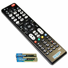 HQRP Remote Control for Hitachi 55VS69 50VS69 50VS69A 50V720 55VF820 50VG825