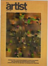 (HV959) The Artist - May 1986, Vol 101, No 5, Issue 663