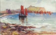 TUCK : SCARBOROUGH -The South Bay-ROUSSE-OILETTE 7173