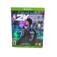 NBA 2K20 Legend Edition - Xbox One 4K Ultra HD Brand New Factory Sealed