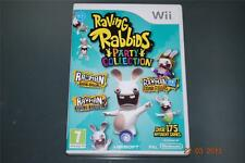 Lapin Crétin Fête Collection Nintendo Wii UK PAL