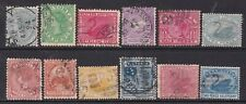 New listing Australian States^x12 better Classics (Unresearchedt)@ dccc850aust5