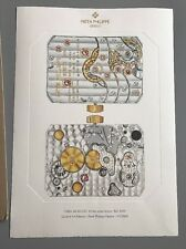 Patek Philippe 10 Day Power Reserve 5100 Limited Addition Artwork