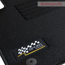 Velours Logo Sport Fußmatten für Opel Insignia Neues Modell ab Bj.09/2013 -
