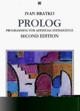 Prolog Programming for Artificial Intelligence, Ivan Bratko, Very Good Book