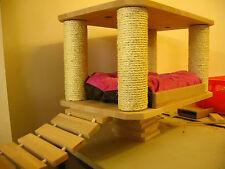 Deckenliegeplatz 60 x 40 cm mit Kissen Katzenmöbel (siehe Beschreibung unten)