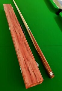 Hand Made Pool Snooker Cue Craft Cue FREE CASE new