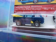 *1969~REDLINE~BLISTER~BP~VW BEACH BOMB~HOT WHEELS~ORIGINAL~RARE~VHTF~COLLECTIBLE