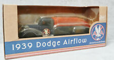 Ertl 1939 Dodge Airflow American Airlines Collectors Bank 1:38 Scale