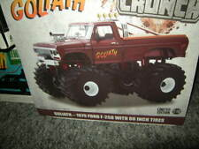 1:18 Greenlight Ford F-250 with 66 Inch Tires Goliath 1979 Monstertruck in OVP