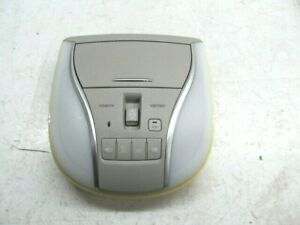 2015-2018 Infiniti Q70 OEM Front Dome Light Sunroof Switch Assembly