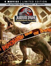 Jurassic Park III 4K UHD 4K (used) Blu-ray Only Disc Please Read