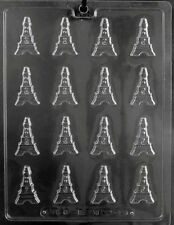 EIFFEL TOWER BITES DIY CHOCOLATE CANDY MOLD MOLDS PARTY FAVOR PARIS SWEET 16