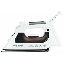 ROWENTA DX 1400 Fer à Repasser Fer à vapeur noir/blanc en acier inoxydable sole