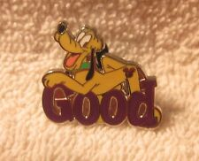 Disney Collectible Pin WDW - 2010 Hidden Mickey Series - Good – Pluto