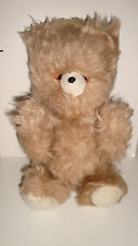 ANCIENNE PELUCHE PLUSH OURS OURSON BEAR (28x17cm)