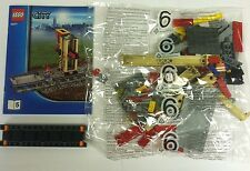 LEGO 3677 CITY RED CARGO TRAIN RAILROAD CONVEYOR ONLY New Free US Shipping
